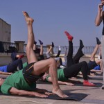Pilates retreat 2012