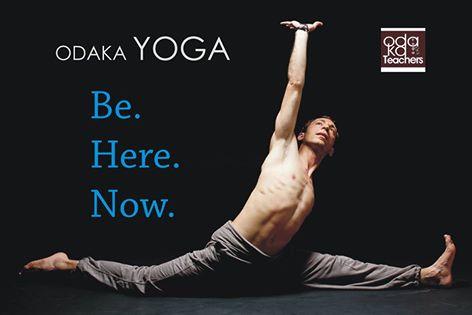 Sii presente, pratica Odaka Yoga