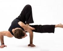 Questa è una delle posizioni Yoga che preferisco