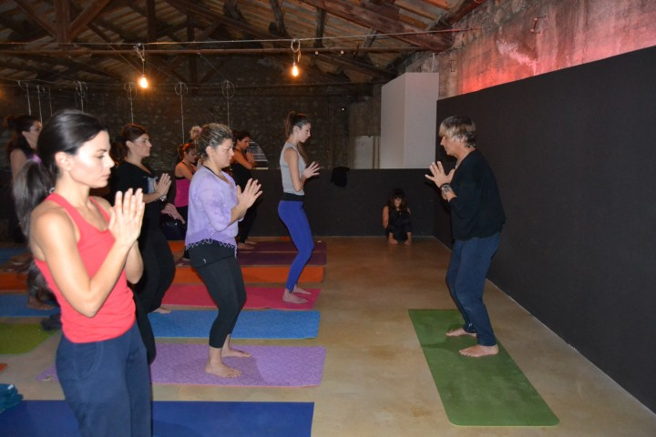 Workshop Odaka Yoga a Catania