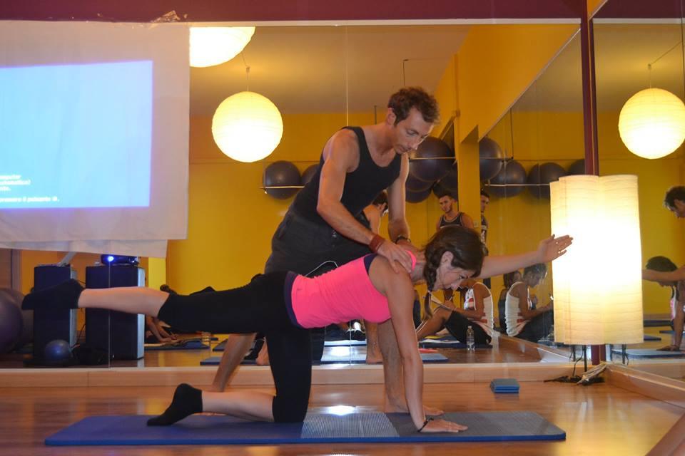 Diventa un insegnante di Pilates coi nostri corsi di formazione