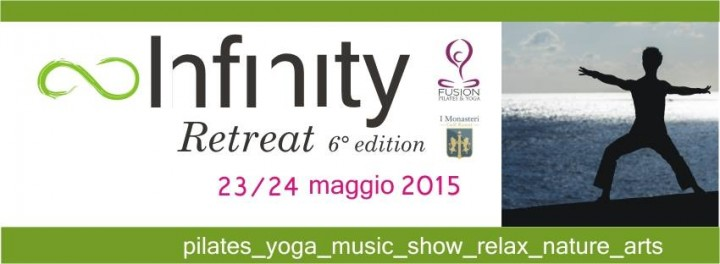Partecipa all'Infinity Pilates & Yoga retreat Sicilia