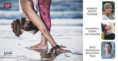 Torna in Sicilia il teacher training Odaka Yoga