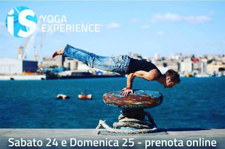 workshop yoga Milano con Enzo Ventimilia
