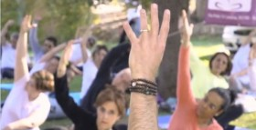 Odaka yoga all'Infinity retrat 2016