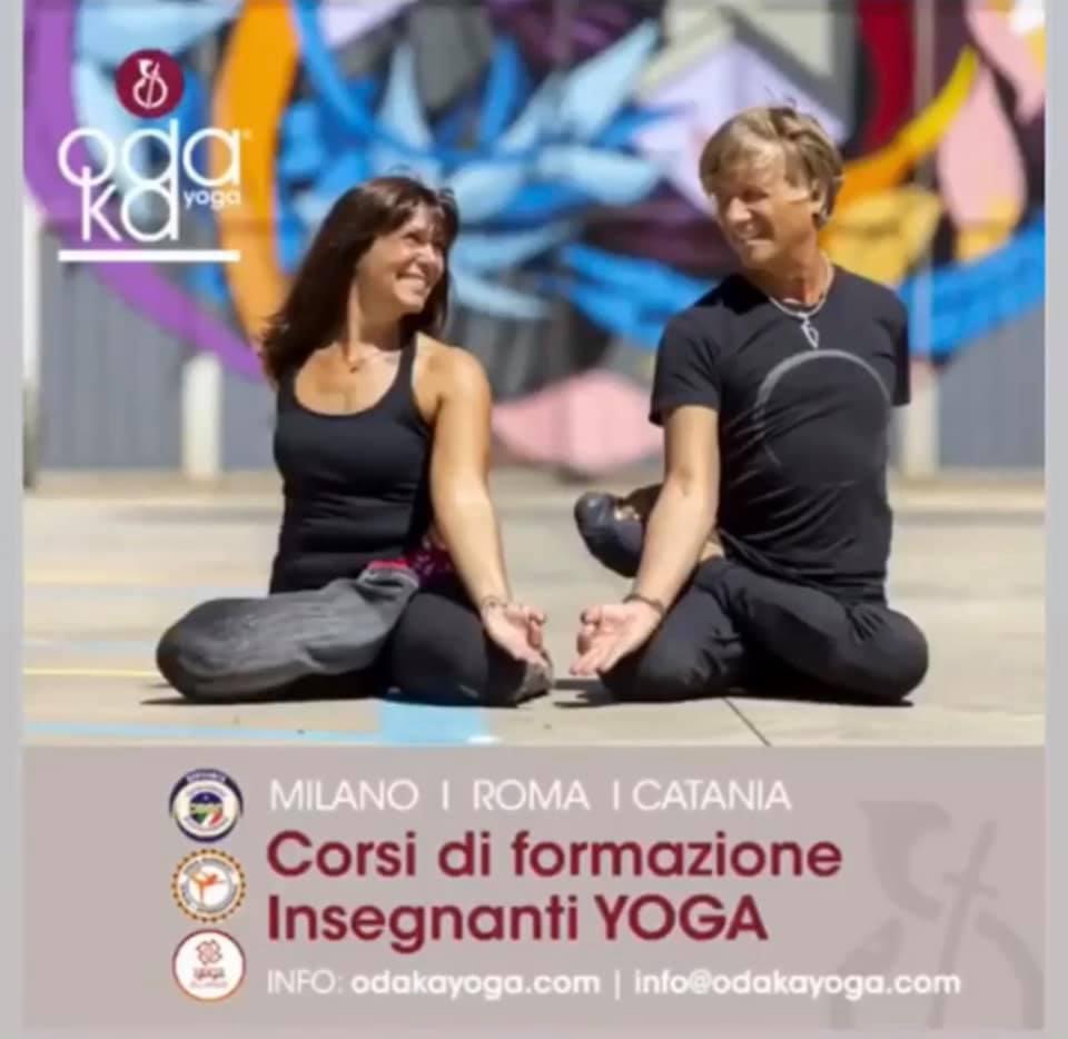 Fomazione insegnanti yoga Odaka